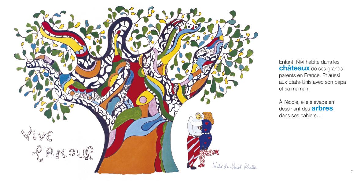 Niki De Saint Phalle Alice Nussbaum Graphiste